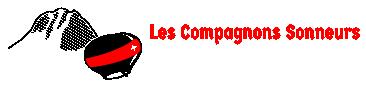 Les compagnons sonneurs Logo